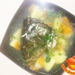 Суп уха из рыбы