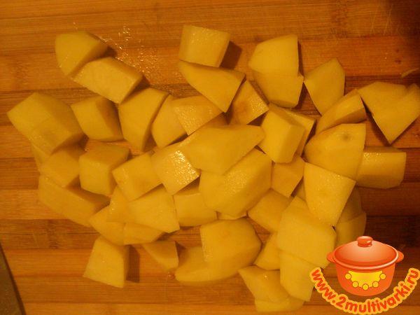 Суп из куриных бедрышек рецепт