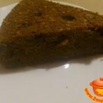 Нежный кекс с изюмом на завтрак
