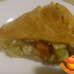 Пирог с курицей и картофелем: сытно и вкусно