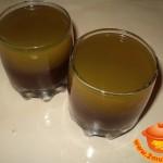 Оригинальное кофейно- апельсиновое желе