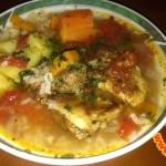 Как приготовить грузинский суп-харчо