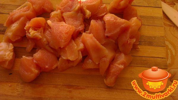 Как вкусно приготовить куриное филе в сметане
