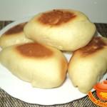 Булочки с картофелем и грибами