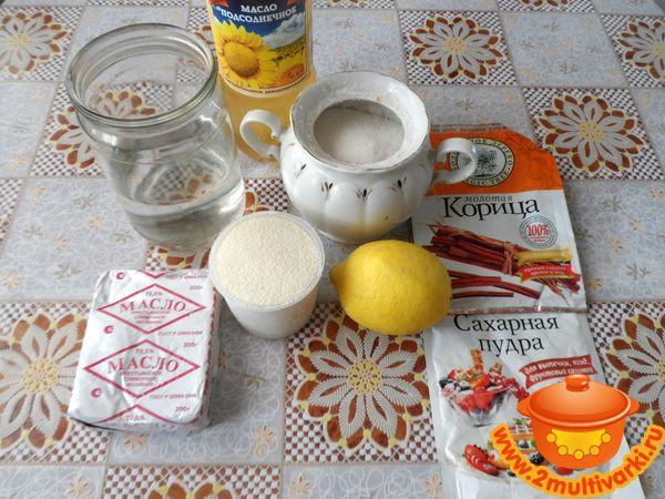 выпечка к чаю в мультиварке рецепты