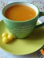 Кисель из тыквы и моркови