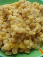 Гороховая каша с тыквой: вкусно и полезно